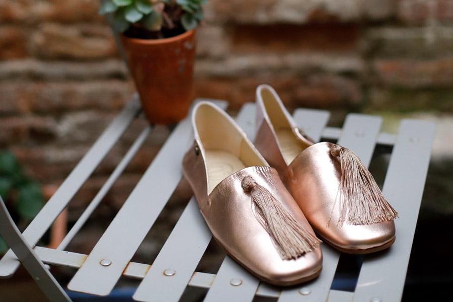 Zapatos planos para salir en verano - Catania
