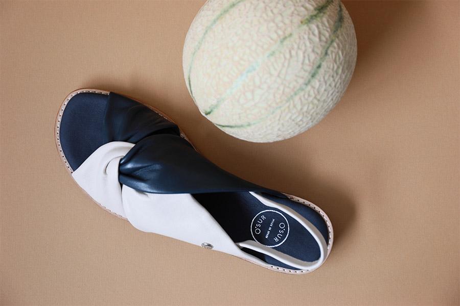 Dara y Denia, nuevas sandalias de inspiración griega de Desiderata - Denia 2