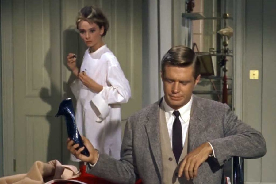 El calzado en el cine: Audrey Hepburn en Desayuno con Diamantes - Zapato